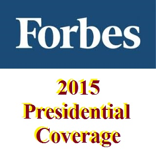 Forbes Magazine Candidates Want You To Know
