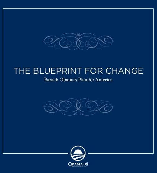The blueprint for change barack obamas plan for america malvernweather Image collections