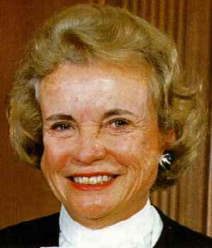 Sandra Day O'Connor, retiree