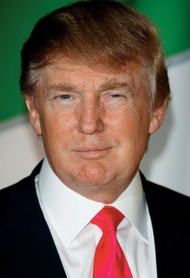 Donald Trump On the issues>> Profile VoteMatch 2000 Reform Primary Challenger for President - Donald_Trump