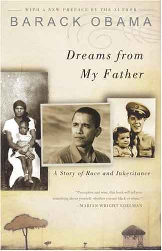 obama dreams from my father