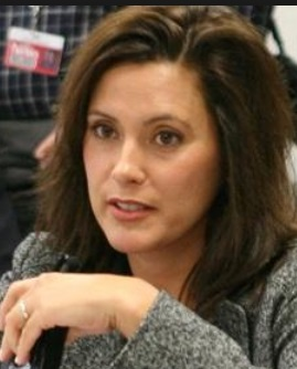 Gov. Gretchen Whitmer (MI)