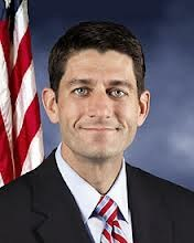 Wisconsin Representative Paul Ryan (R)