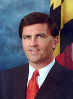 Former Maryland Governor Bob Ehrlich (R,MD)