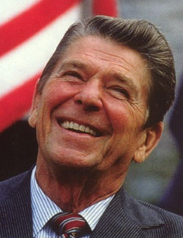 Contact Ronald Reagan VoteMatch AmericansElect - Ronald_Reagan