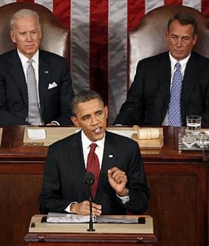 Analysis of Obama's Victory Speech