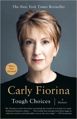 Carly Fiorina Tough Choices Review