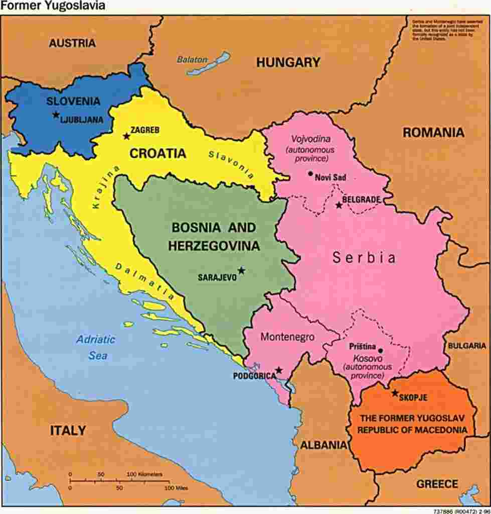 history of kosovo related to Serbia: the kosovo conflict the most serious threat to both the internal stability and the international rehabilitation of serbia during the late 1990s was the deteriorating situation in the province of kosovo.