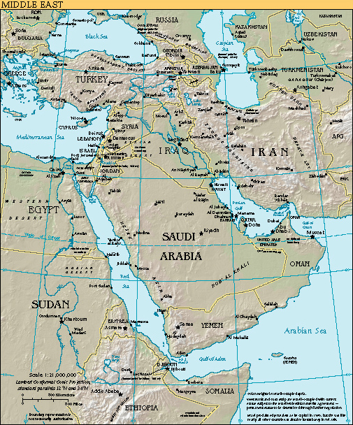 Impact of u s foreign policy in middle east essay