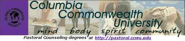 Advertisement: Columbia Commonwealth University